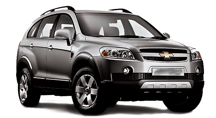 Chevrolet Captiva (7 seater – automatic)