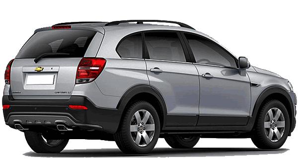 Chevrolet Captiva (7 seater – automatic)