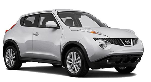 Nissan Juke (automatic)