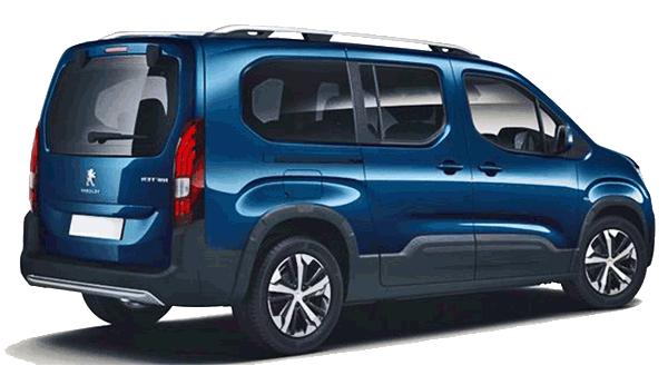 Peugeot Rifter (7 seater)